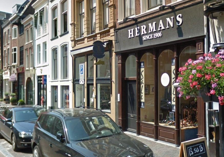 Winkels Hermans op Oudkerkhof en Dungelmann op Steenweg failliet