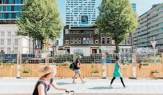 Utrechts bedrijf levert al meer dan 900 groene bouwhekken