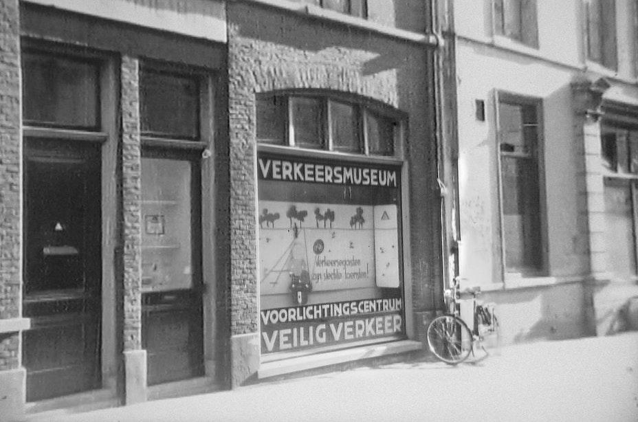 Verdwenen musea: Verkeersmuseum aan de Servetstraat