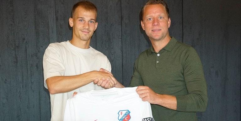 Transfer Václav Černý naar FC Utrecht beklonken