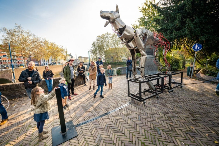 Nieuwe cultuurnota Utrecht: 'We moedigen de culturele sector aan buiten de lijntjes te kleuren'