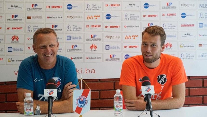 Van den Brom verwacht effectiever FC Utrecht in Mostar