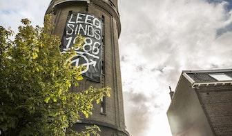 Kraakpoging watertoren Amsterdamsestraatweg mislukt
