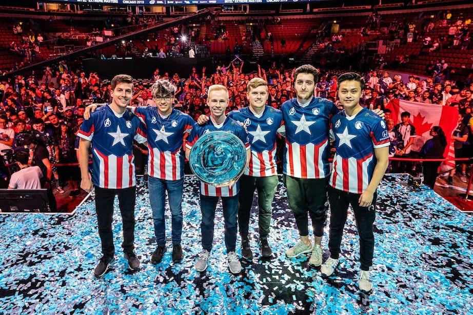 Team Liquid wint ESPN Award voor beste e-sportorganisatie