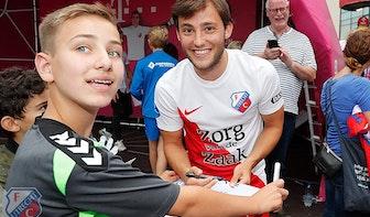 FC Utrecht voorlopig zonder Joris van Overeem
