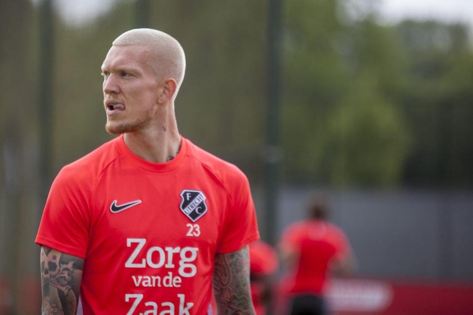 Simon Makienok verlaat FC Utrecht en vervolgt carrière bij Dynamo Dresden
