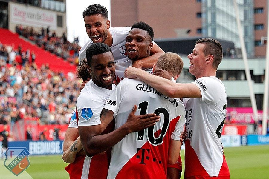 Fris en frivool FC Utrecht buigt ook tegen PEC Zwolle achterstand om