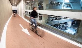 Genomineerd voor de Rietveldprijs (4) Stationspleinstalling in Utrecht