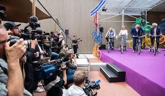 Utrecht heeft nu écht de grootste fietsenstalling ter wereld