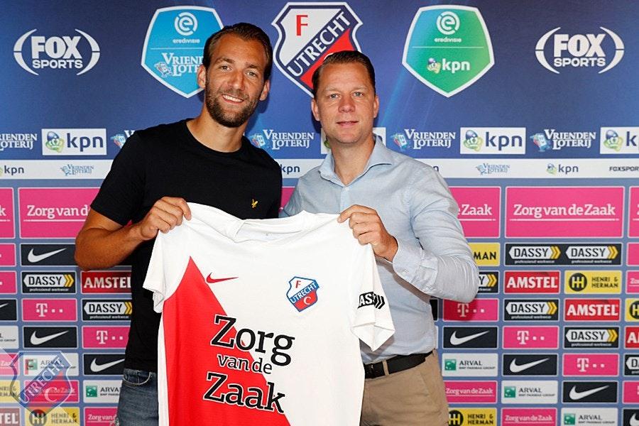 FC Utrecht verlengt met Janssen en koopt Ramselaar van PSV