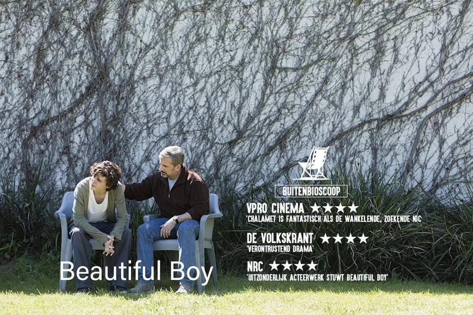 Dagtip: In de buitenlicht genieten van de film 'Beautiful Boy'