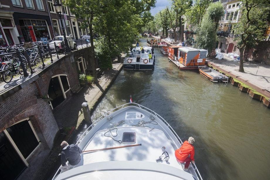 Juridisch getouwtrek over vergunningen commerciële vaartuigen in Utrechtse wateren