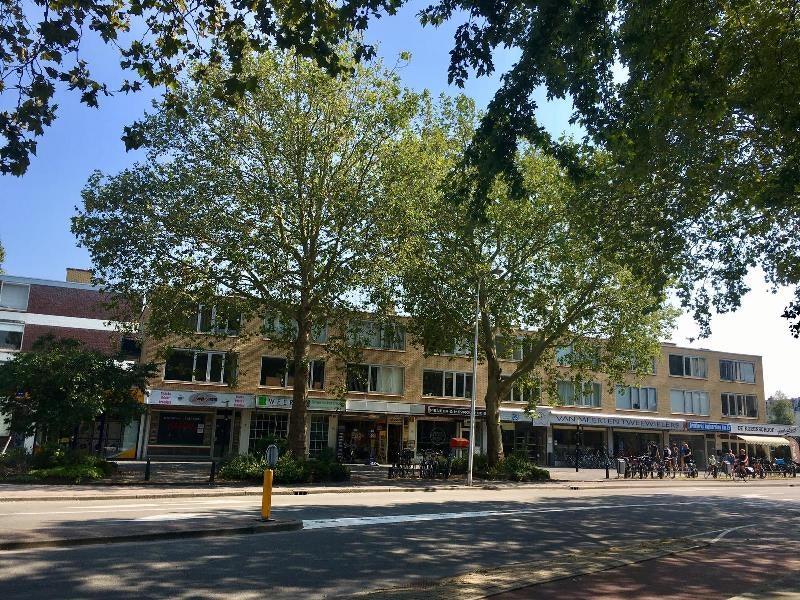Panden Jan van Galenstraat gesloopt; plannen voor 104 nieuwe woningen
