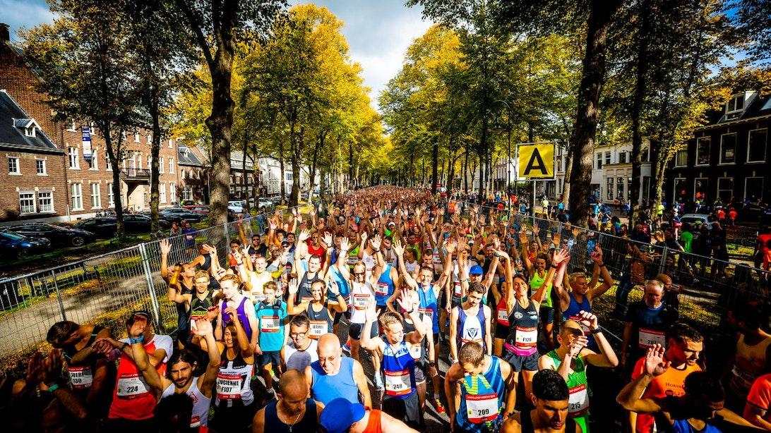 Singelloop Utrecht de gezelligste Singelloop van Nederland