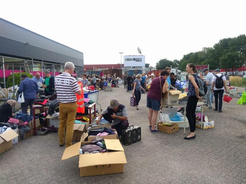 Kringloopwinkel Wawollie viert jubileum met markt en workshop recyclen