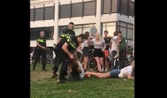 Studenten vielen personeel Roost aan de Singel lastig en werden meerdere keren gewaarschuwd