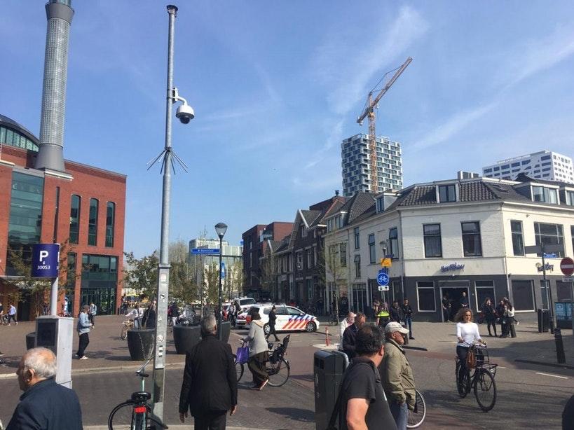 Omstanders veroordeeld voor agressie tegen agenten bij aanhouding Kanaalstraat