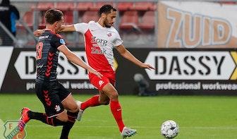 Knokkend FC Utrecht wint voor het eerst in de geschiedenis van FC Emmen