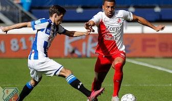 KNVB schorst FC Utrecht-verdediger Leon Guwara voor twee duels na rode kaart