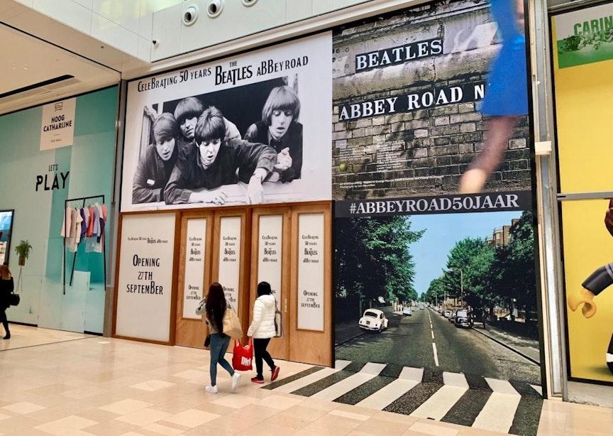 Beatlespop-up store opent vrijdag in Hoog Catharijne