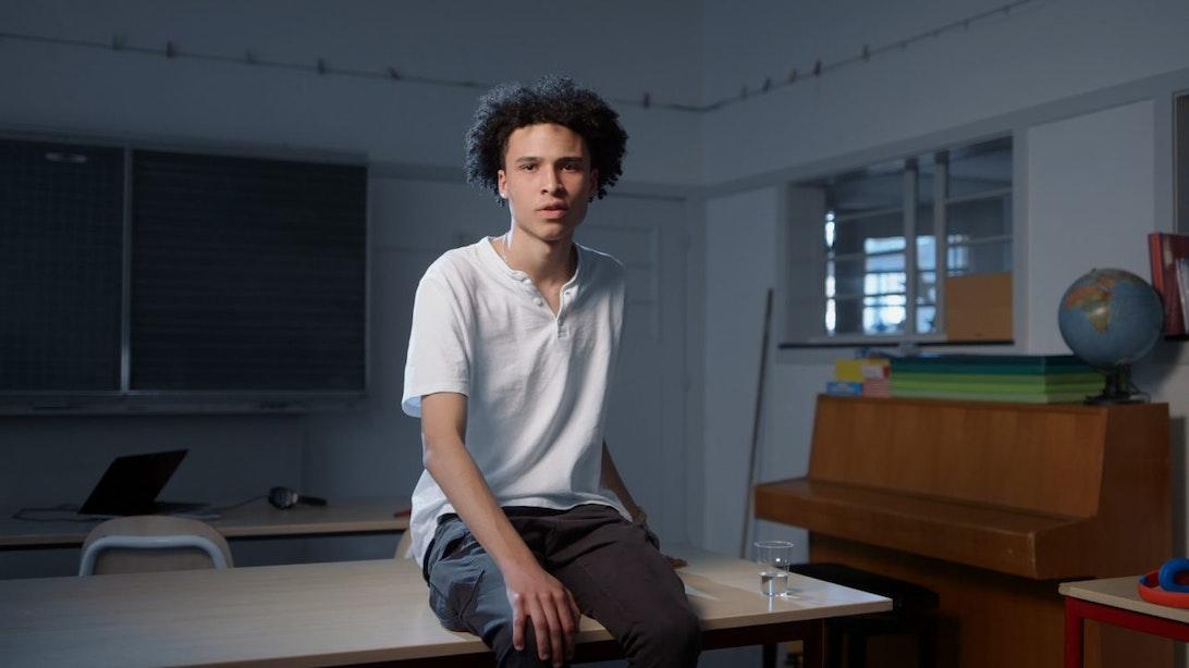Zeven Utrechtse jongeren vanaf 10 tot 18 jaar gevolgd in documentaire