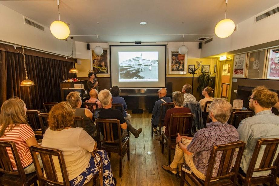Dagtip: Film Café in het Louis Hartlooper Complex
