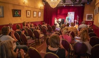 Dagtip: Drie cabaretiers voor de prijs van één bij TRYO