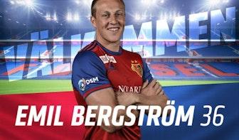 FC Utrecht verhuurt Emil Bergström aan FC Basel 1893