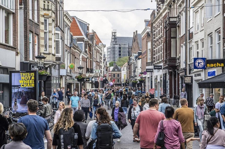 Vanaf vandaag online te zien welke plekken in Utrecht druk zijn
