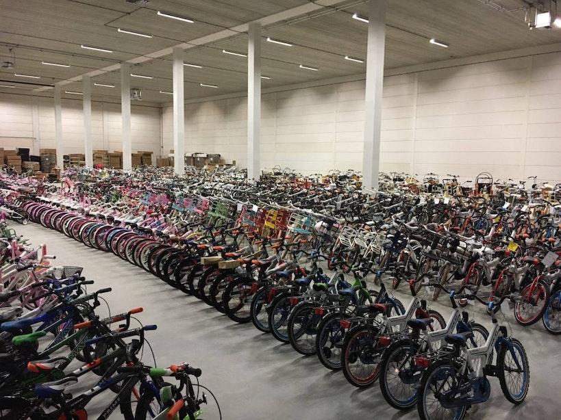 Bizarre kortingen op 10.000 fietsen