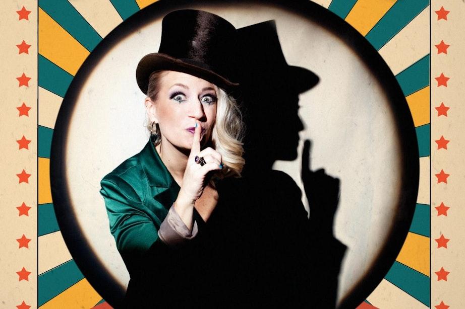 Dagtip: Cabaret met Janneke Jager in een circustent in Utrecht Terwijde