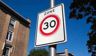 Maximumsnelheid op ruim 220 Utrechtse straten terug naar 30 km/h
