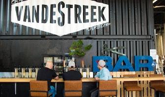 Utrechtse brouwerij vandeStreek opent proeflokaal