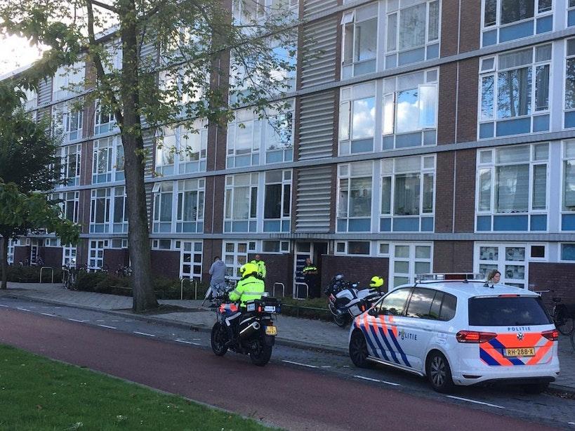 Politiehelikopter ingezet voor achtervolging in Tolsteeg na autodiefstal