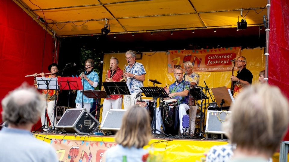 Dagtip: Optredens en workshops in Zuilen en Ondiep bij festival ZON