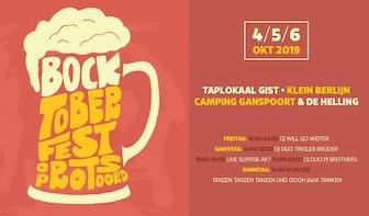 Vandaag, morgen en zondag Bocktoberfest op Rotsoord