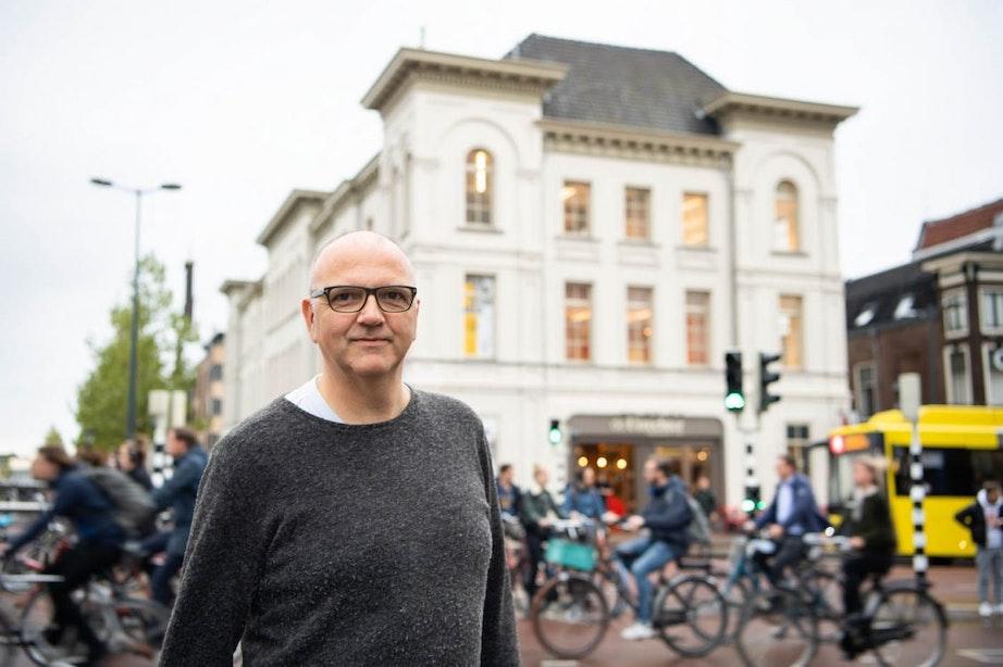 Utrecht volgens Hugo van Els: 'Muziek is mijn tijd en liefde enorm waard'