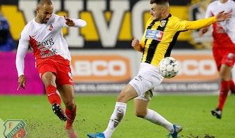Domper voor FC Utrecht in Gelredome
