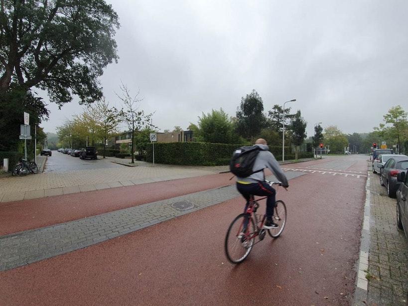 'Opritten Cicerolaan geen probleem voor nieuwe fietsroute Utrecht Science Park'