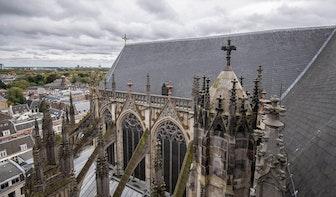 Videoserie over de Domkerk #5: de constructie van het bijzondere bouwwerk