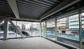 Ruim tweehonderd bewoners trekken in het nieuwe gebouw Het Platform naast Stationsplein