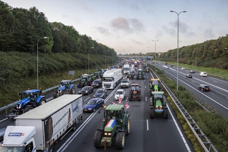 Verbreding A27 bij Utrecht loopt tussen de 1 en 3 jaar vertraging op
