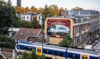 Utrechtse muurschildering laat baanbrekende ontdekking zien