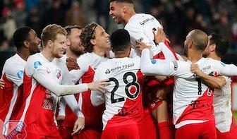 Historische zege FC Utrecht op rood aangelopen PSV