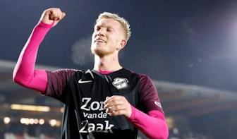 Makienok trefzeker bij rentree in gewonnen bekerduel FC Utrecht