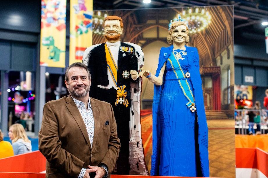 Lego-versie koning Willem-Alexander heeft baard gekregen