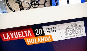 Business Peloton Utrecht presenteert kopgroep voor wielerronde La Vuelta 2022