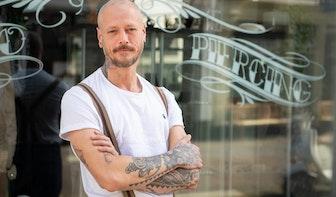 Op bezoek bij Piercing Studio Utrecht in de Twijnstraat: 'Een tong splitsen blijft spannend'