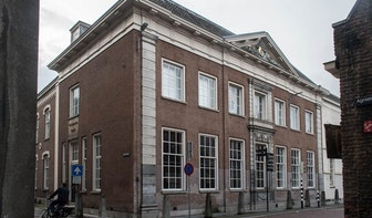 Het Willem Arntszhuis in de Agnietenstraat