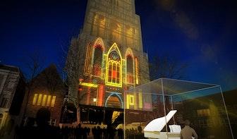 Lichtproject Keys of Light siert vanaf vanavond wekenlang Domtoren